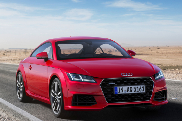 Audi TT Coupé Leasing