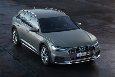 Der Audi A6 - Business Leasing