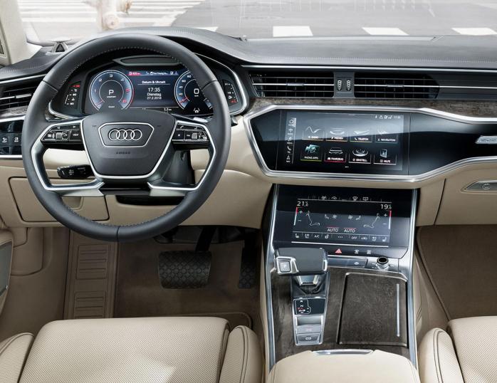 Ab sofort bei uns bestellbar: Der neue Audi A6 Avant | Motor-Nützel ...