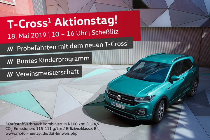 T-Cross Aktionstag