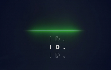 Interactive Light des VW ID